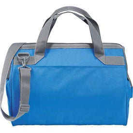 Monogrammed Arctic Zone 48-Can Picnic Doctor's Bag Cooler