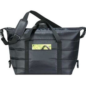 Customized Arctic Zone 36-Can Puffy Cooler Duffel