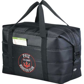 Arctic Zone 36-Can Puffy Cooler Duffel with Your Logo