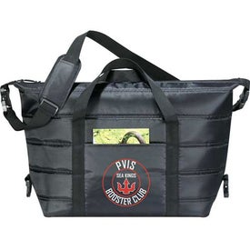 Personalized Arctic Zone 36-Can Puffy Cooler Duffel