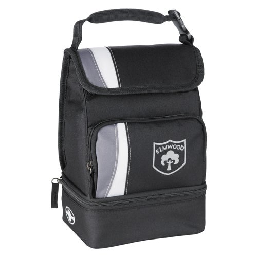 Arctic Zone Dual Compartment Lunch Cooler