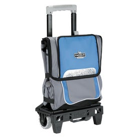 Arctic Zone Ice Cold 50 Can Collapsible Cooler for Advertising