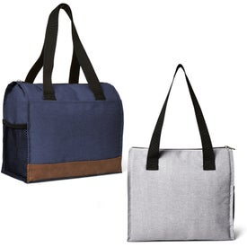 Asher 12 Can Cooler Tote Bag