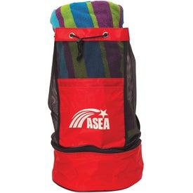 Personalized Backpack Cooler Bag
