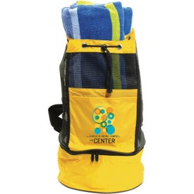Backpack Cooler Bag for Marketing