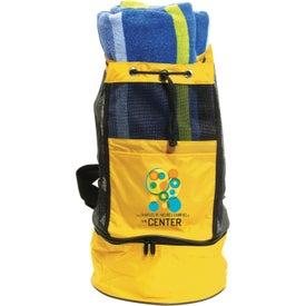 Backpack Cooler Bag for Marketing