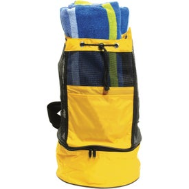 Backpack Cooler Bag Printed with Your Logo
