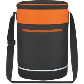 Barrel Buddy Round Kooler Bag for Marketing