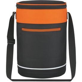 Barrel Buddy Round Kooler Bag for Marketing