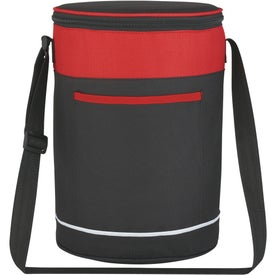 Barrel Buddy Round Kooler Bag with Your Slogan
