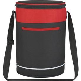 Barrel Buddy Round Kooler Bag with Your Slogan