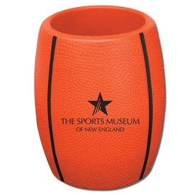 Basketball Can Holder with Your Logo