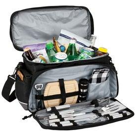 Monogrammed BBQ/Cooler Bag