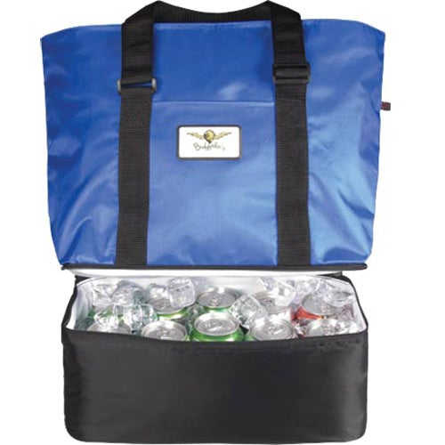 Promotional Beach Tote Cooler Bags with Custom Logo for $16.73 Ea.