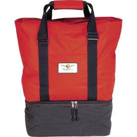 Company Beach Tote Cooler Bag