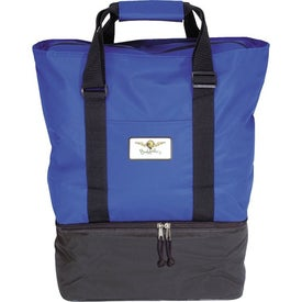 Beach Tote Cooler Bag for your School