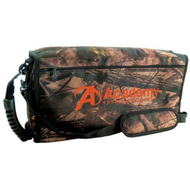 Beverage Caddy and Cooler (Camo)