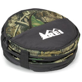 Big Buck Collapsible Cooler with Your Slogan