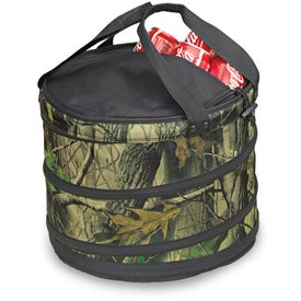 Customized Big Buck Collapsible Cooler
