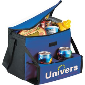 Bleacher Beverage Cooler with Your Slogan