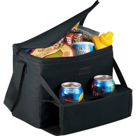 Bleacher Beverage Cooler Imprinted with Your Logo