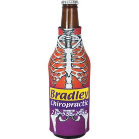 Bottle Coolie for Advertising