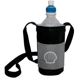 Branded Bottle Caddy with Neck Strap