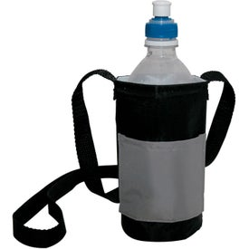 Bottle Caddy with Neck Strap for Your Company