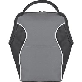 Advertising Bowling Bag Lunch Bucket