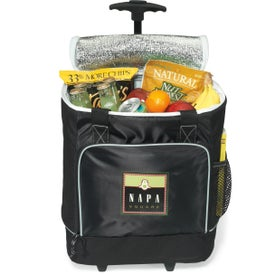 Bravo Wheeled Cooler for Your Organization