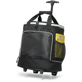 Bravo Wheeled Cooler Branded with Your Logo