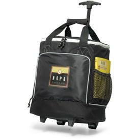 Imprinted Bravo Wheeled Cooler