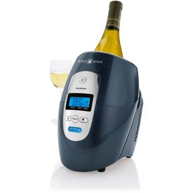 Brookstone Iceless Wine Chiller for Promotion