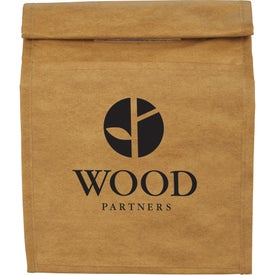 Brown Paper Bag 6-Can Lunch Coolers