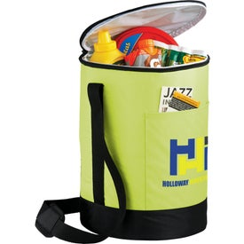 Advertising Bucco Barrel Cooler
