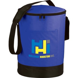Bucco Barrel Cooler with Your Slogan