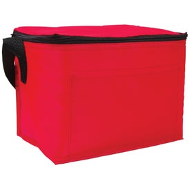 Budget 6-Pack Cooler for Advertising