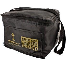 Imprinted Budget Kooler Bag