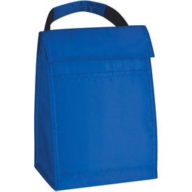 Logo Budget Lunch Bag