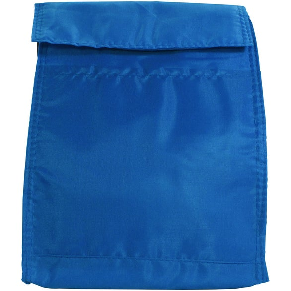 Royal Blue Budget Lunch Bag
