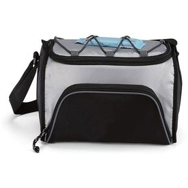 Bungee Six Pack Cooler Branded with Your Logo