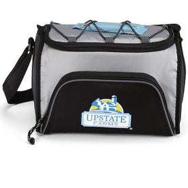 Promotional Bungee Six Pack Cooler