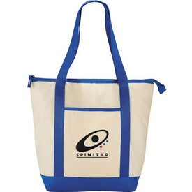 Logo California Innovations 30-Can Boat Tote Cooler