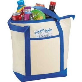 Advertising California Innovations 30-Can Boat Tote Cooler