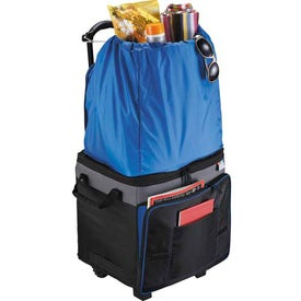 Monogrammed California Innovations 50-Can Jumpsack Cooler