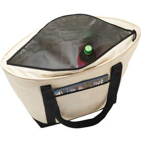 Logo California Innovations 56-Can Freezer Boat Tote Cooler