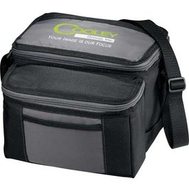 California Innovations 9-Can Collapsible Cooler Printed with Your Logo