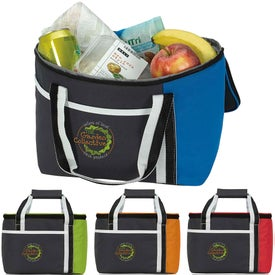 Calling All Stripes Lunch Cooler Bag