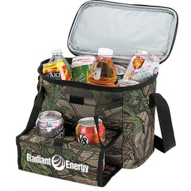 Camo 12 Can Coolers