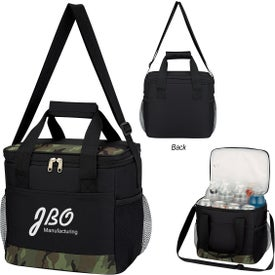 Camouflage Accent Cooler Bag